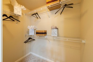 One Bedroom Apartments for Rent in Katy, TX - Bedroom Walk-In Closet